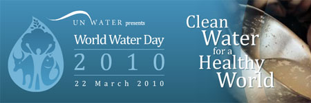 world water day 2010